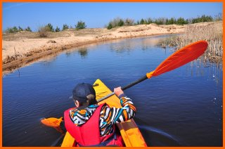 dunezers-lilaste-sea-meer-canoe-kayak-tour-riga-region-18