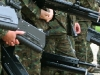 Militaras speles - lazerieroci - ziema - Leiputrija